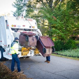 2017 Holidays Trash & Recycling Schedule