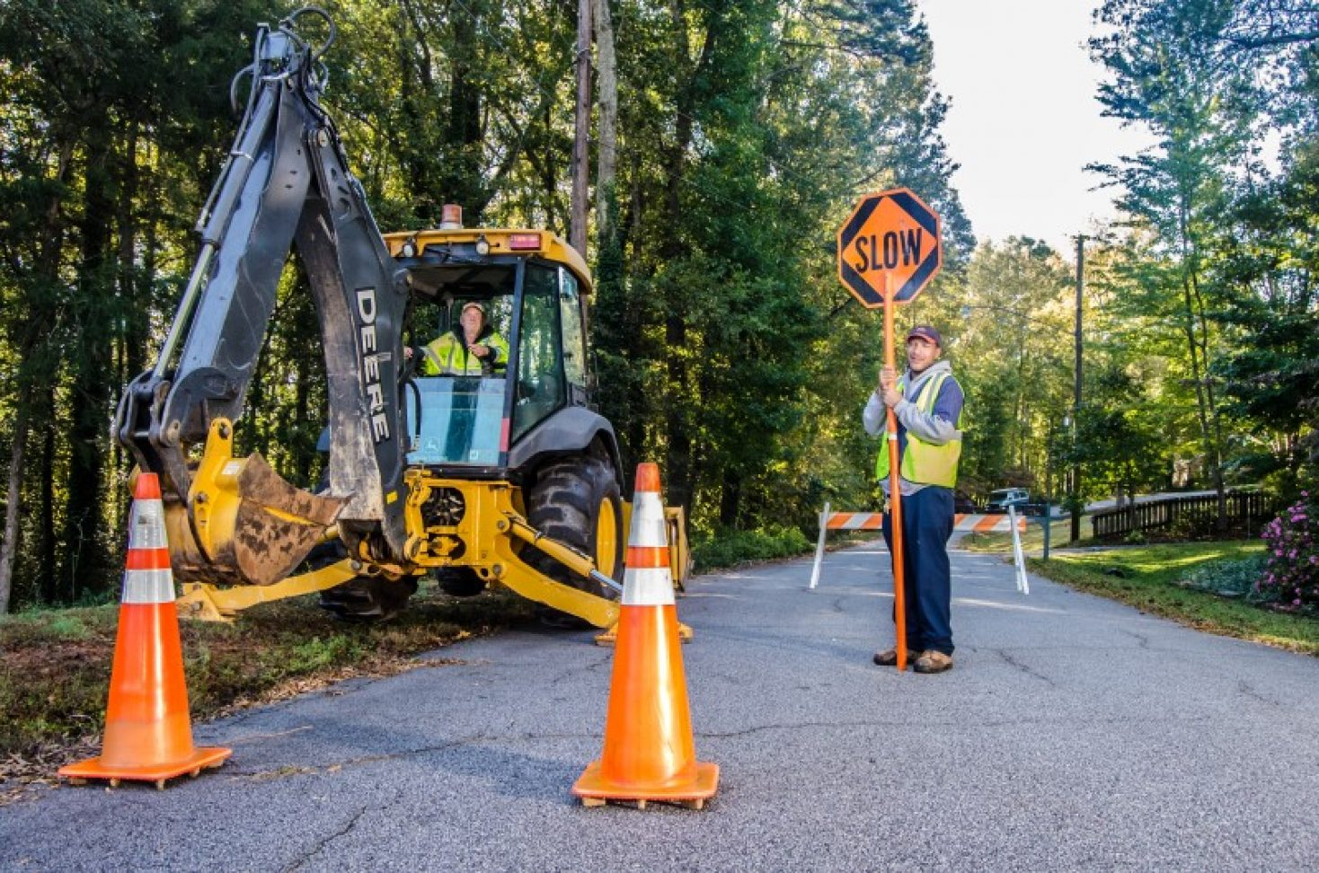 Road Improvements – Notice of Upcoming Work