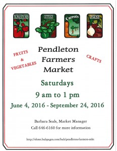 Farmers Market Flyer 2016 updated