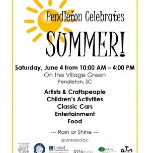 Pendleton Celebrates Summer!