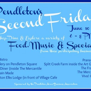 Second Friday in Pendleton