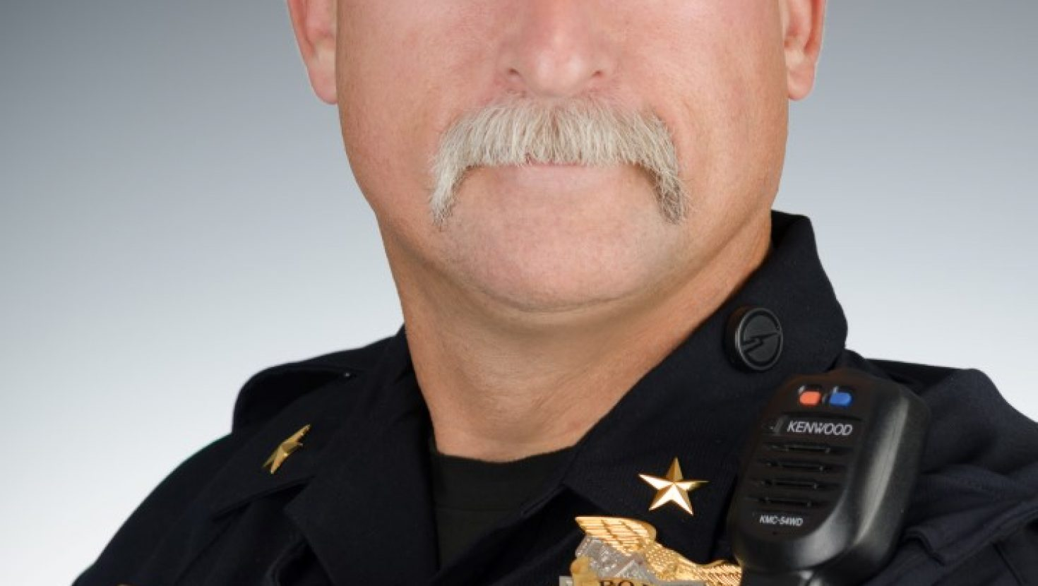 Help us celebrate Chief Burdette's retirement