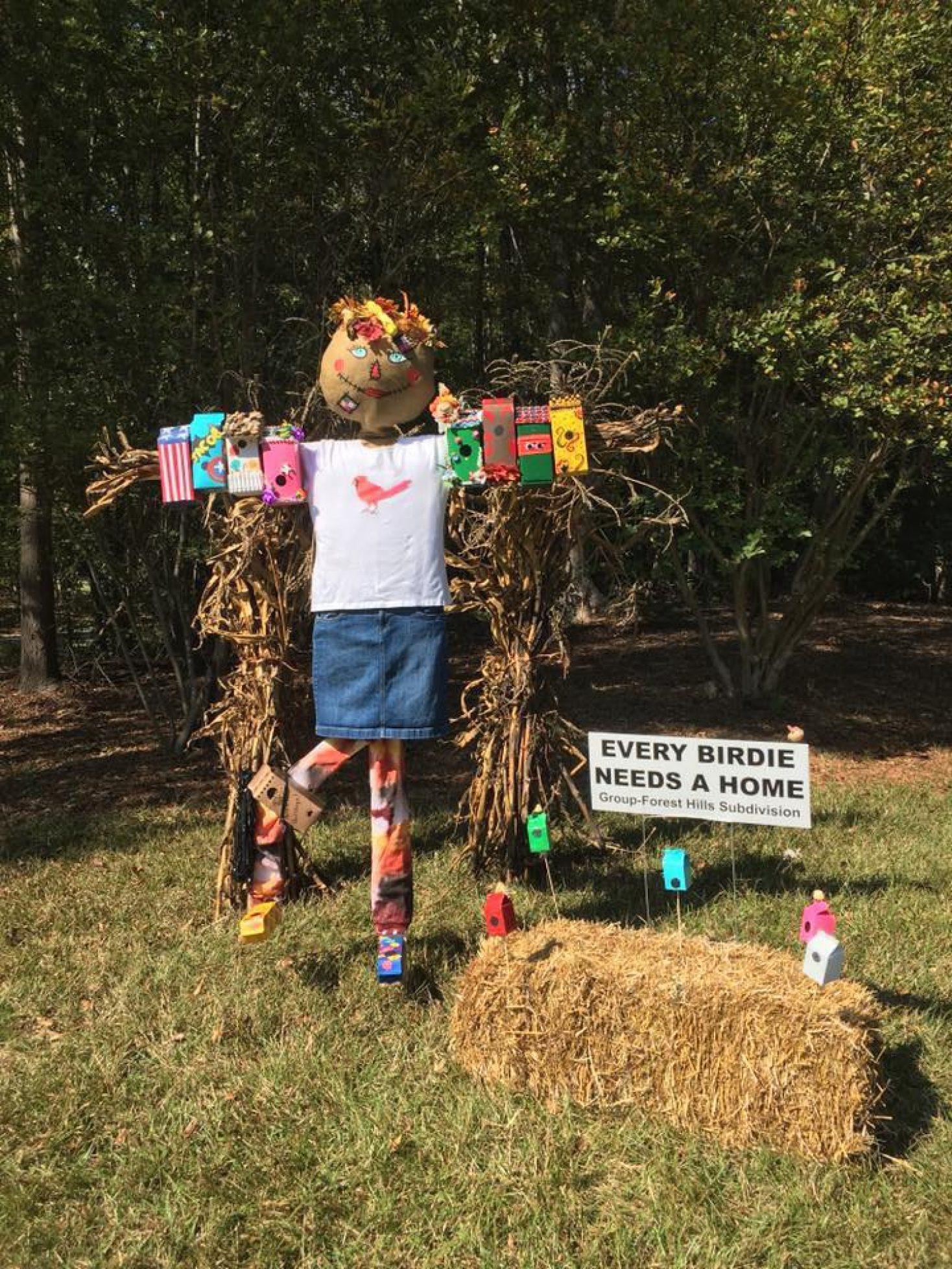 Scarecrows Season Is Coming To Pendleton