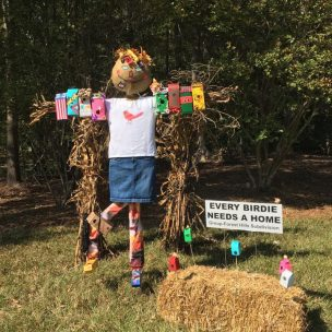 Scarecrows Season Is Coming To Pendleton