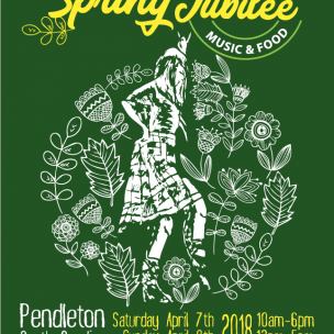 Pendleton's Historic Spring Jubilee is Coming Soon…