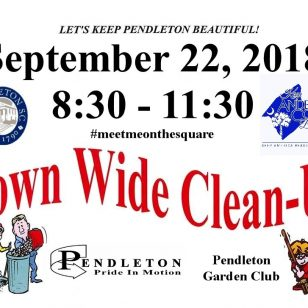 Fall Town Wide Clean-up