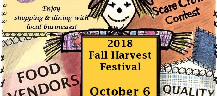 20th Annual Fall Harvest Festival