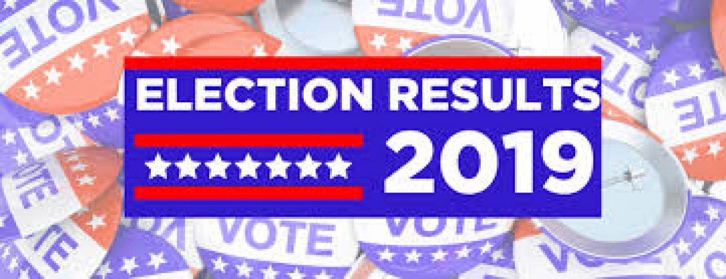 Election Results Certified