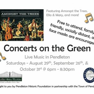 Concert Series on The Green