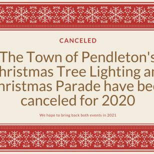 Tree Lighting & Parade Canceled for 2020