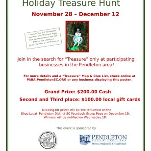 Do You Want To Go On A Treasure Hunt!