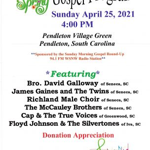 Gospel Music on the Green