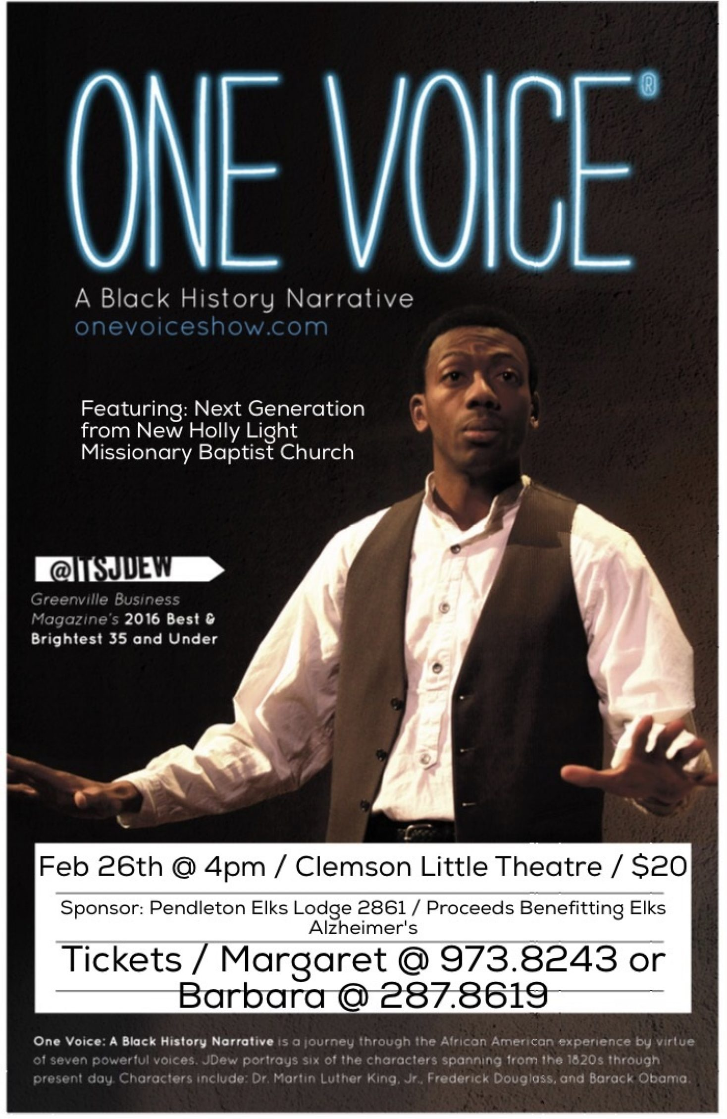 One Voice – A Black History Narrative