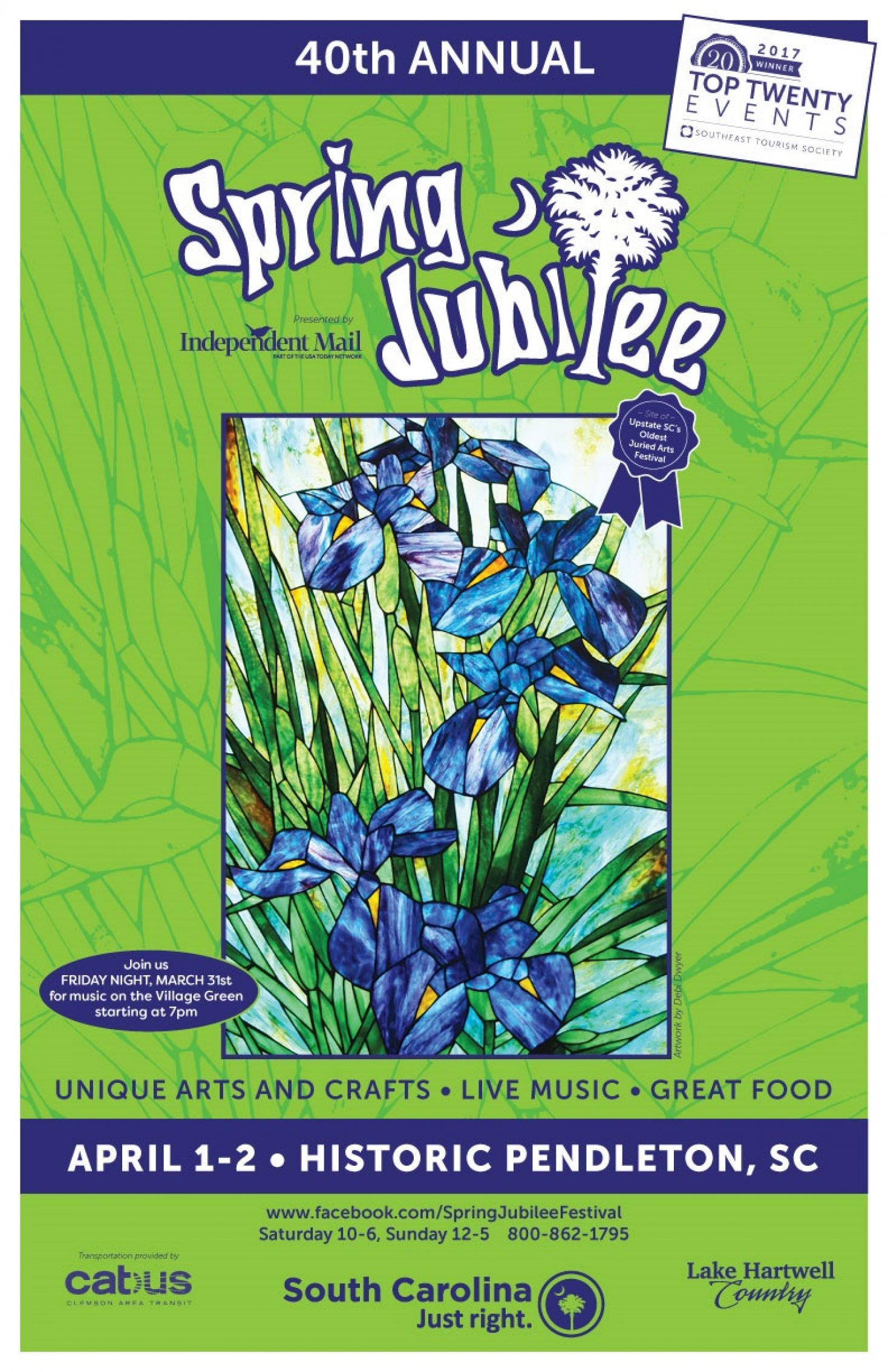 40th Annual Spring Jubilee