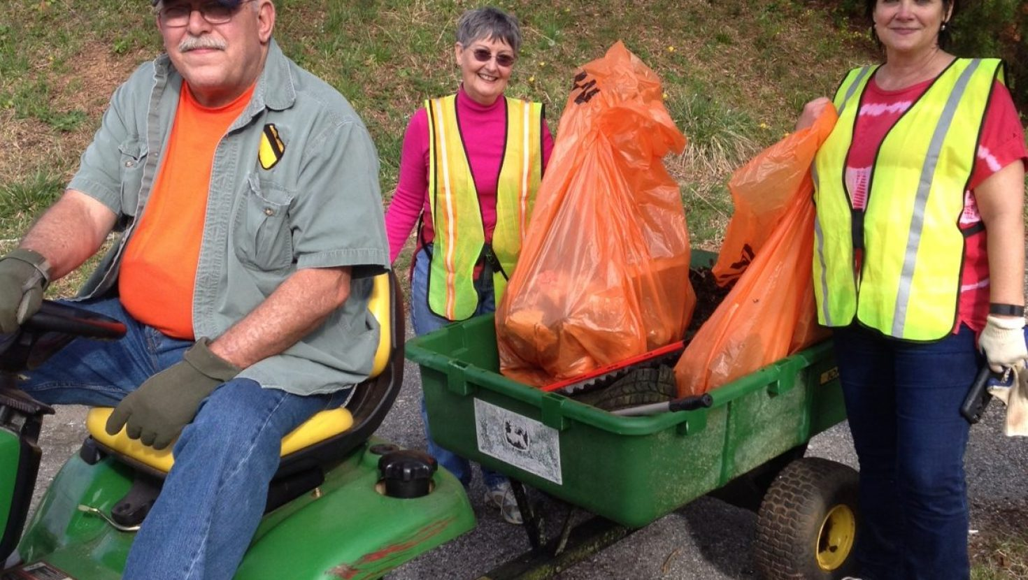 Town-Wide Cleanup to begin at Community Center