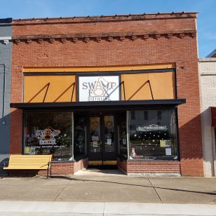 Swamp Fox Distilling – Recipient of Facade Improvement Grant